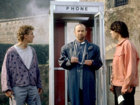 Still from Bill and Ted's Excellent Adventure