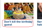 From the CNN Frontpage