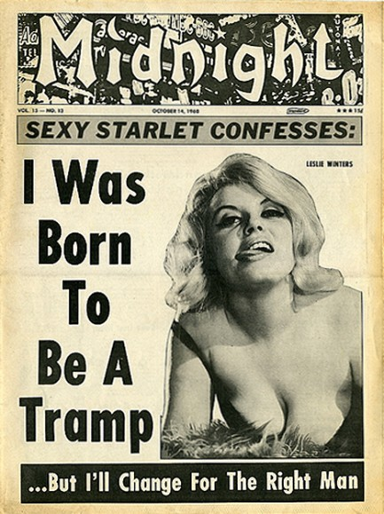 I Was Born To Be A Tramp