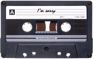 I'm Sorry Mixed Tape