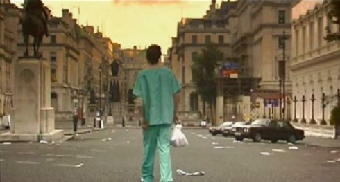 Still from 28 Days Later
