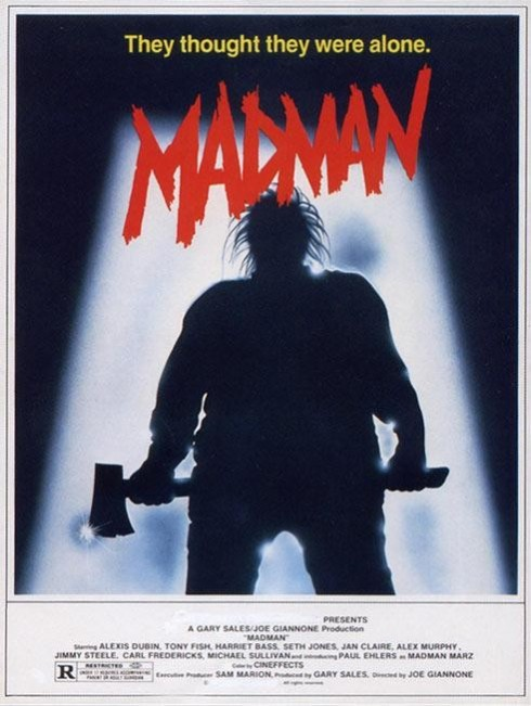 Movie poster for Madman