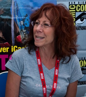 Mindy Sterling - a future Mother Gran?