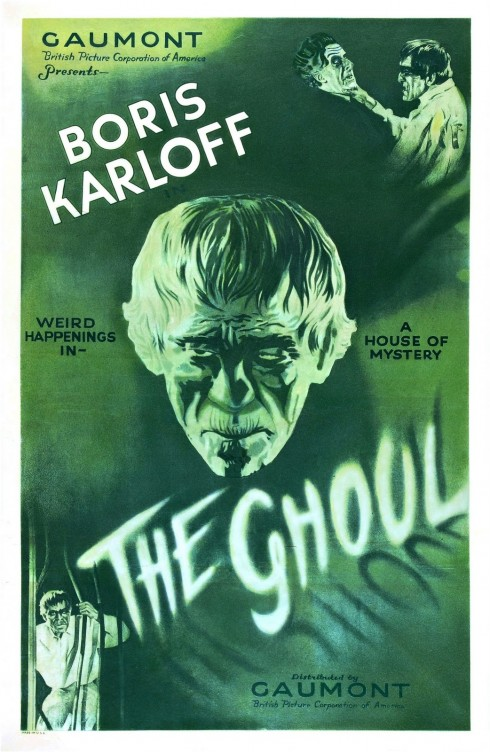 The Ghoul, 1933