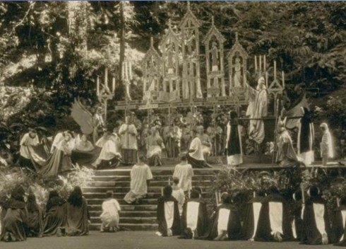 1927 Bohemian Grove Summer Camp