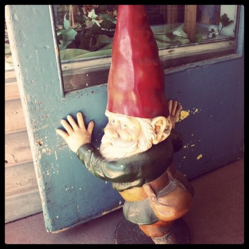 Gentlemanly Gnome