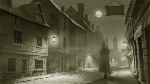 Jack the Ripper - found at http://ghosthuntingblog.theauthorityon.com/the-worlds-most-haunted-places-top-10-countdown-5/