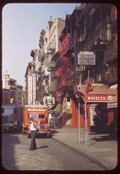 Chinatown, circa 1941 - found at http://www.flickr.com/photos/maiabee/2759164827/