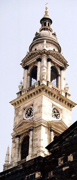 St. Stephen's Bell Tower