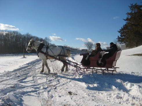 The Devil's Sleigh Ride