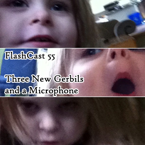 FC55 - Three New Gerbils and a Microphone