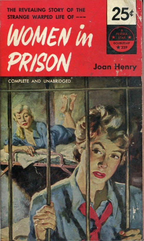 Women in Prison by Joan Henry
