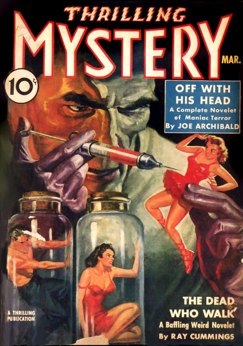 Thrilling Mystery 1940