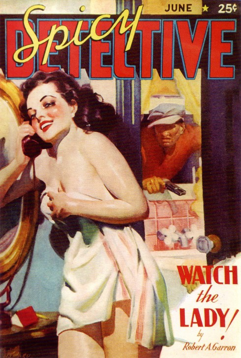 Spicy Detective - Watch the Lady
