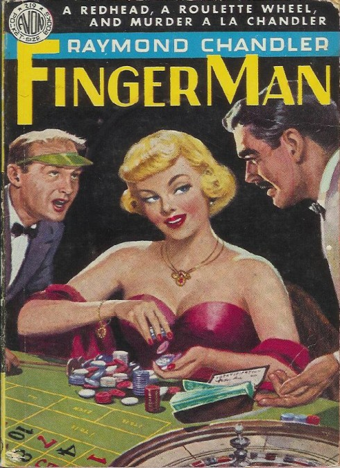 The Finger Man by Raymond Chandler