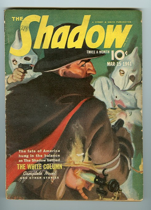 The Shadow - The White Column