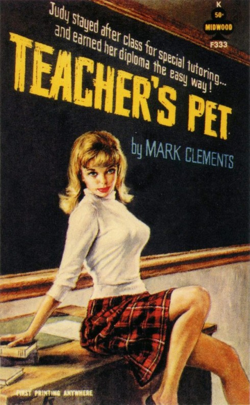Paul Rader Teacher's Pet