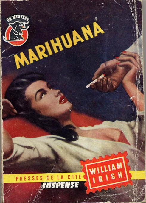 Marhuana Pulp Cover