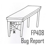 FP408 - Bug Report